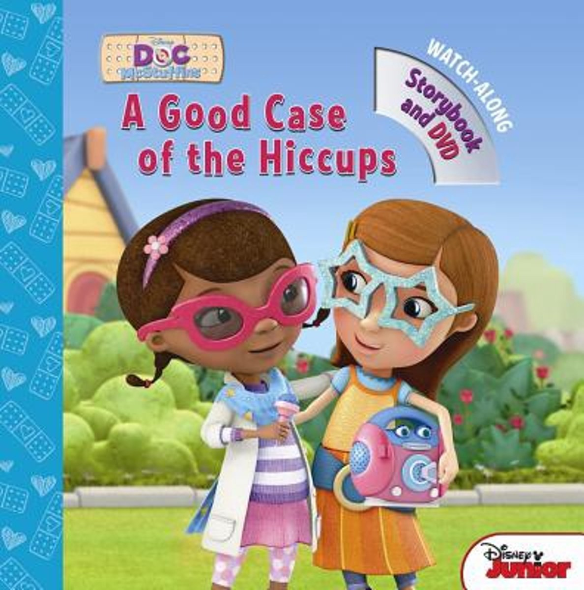 Doc McStuffins a Good Case of the Hiccups