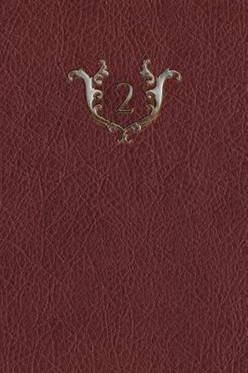 Monogram 2 Any Day Planner Notebook