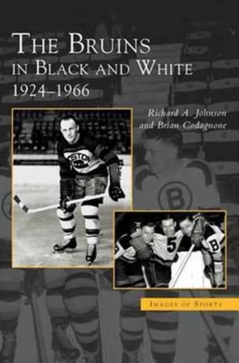 Bruins in Black and White