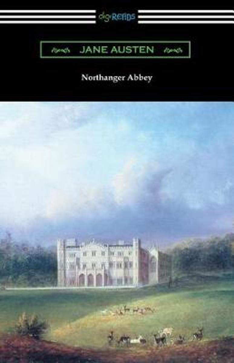 Northanger Abbey (Illustrated by Hugh Thomson)