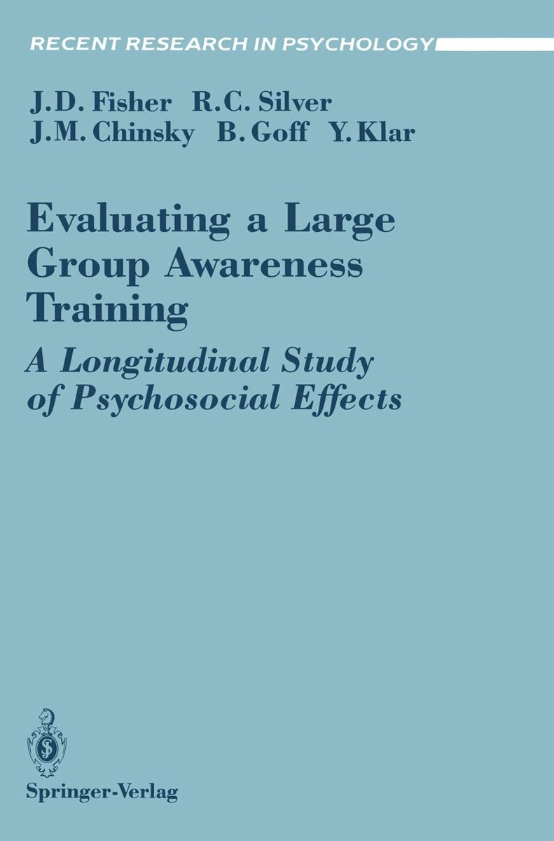 Evaluating a Large Group Awareness Training