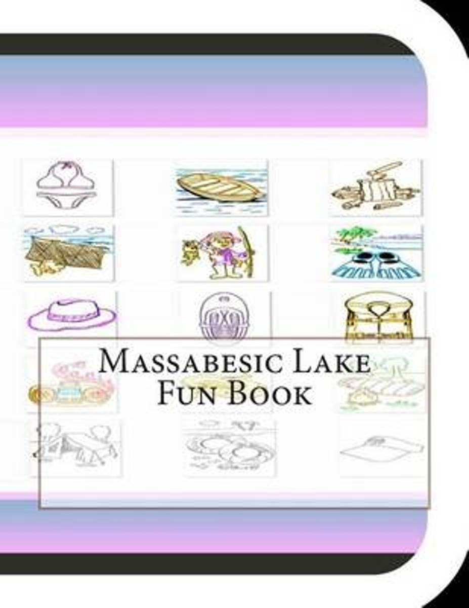 Massabesic Lake Fun Book