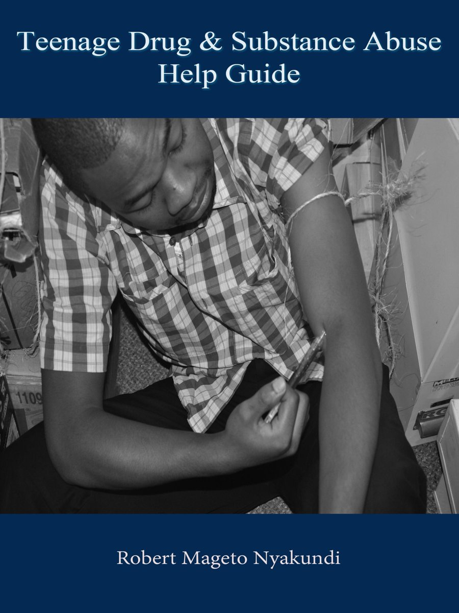 Teenage Drug and Substance Abuse Help Guide