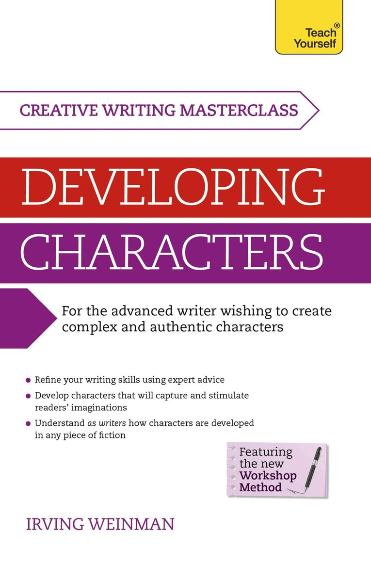Masterclass: Developing Characters: Teach Yourself