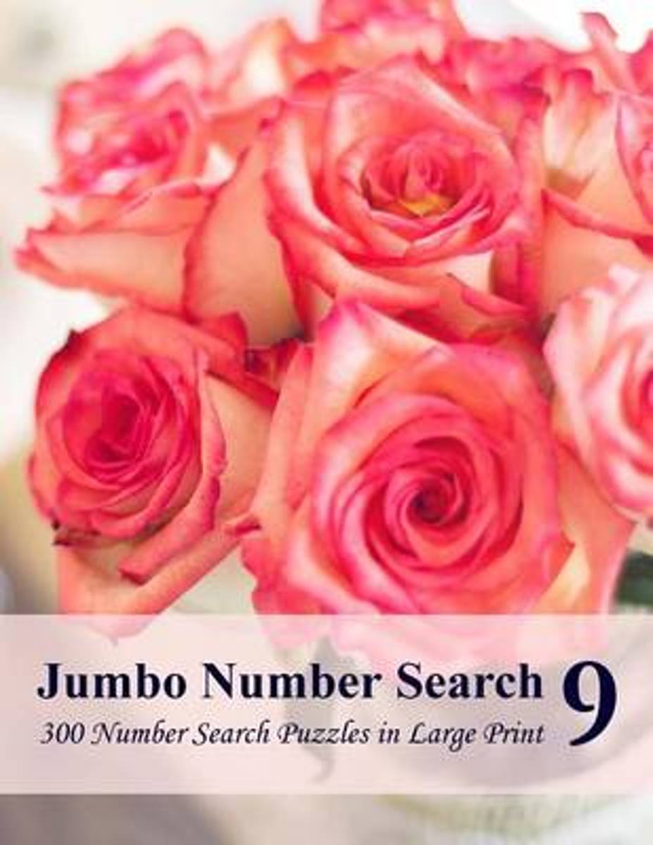 Jumbo Number Search 9