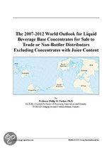 The 2007-2012 World Outlook for Liquid Beverage Base Concentrates for Sale to Trade Or Non-Bottler Distributors Excluding Concentrates with Juice Cont