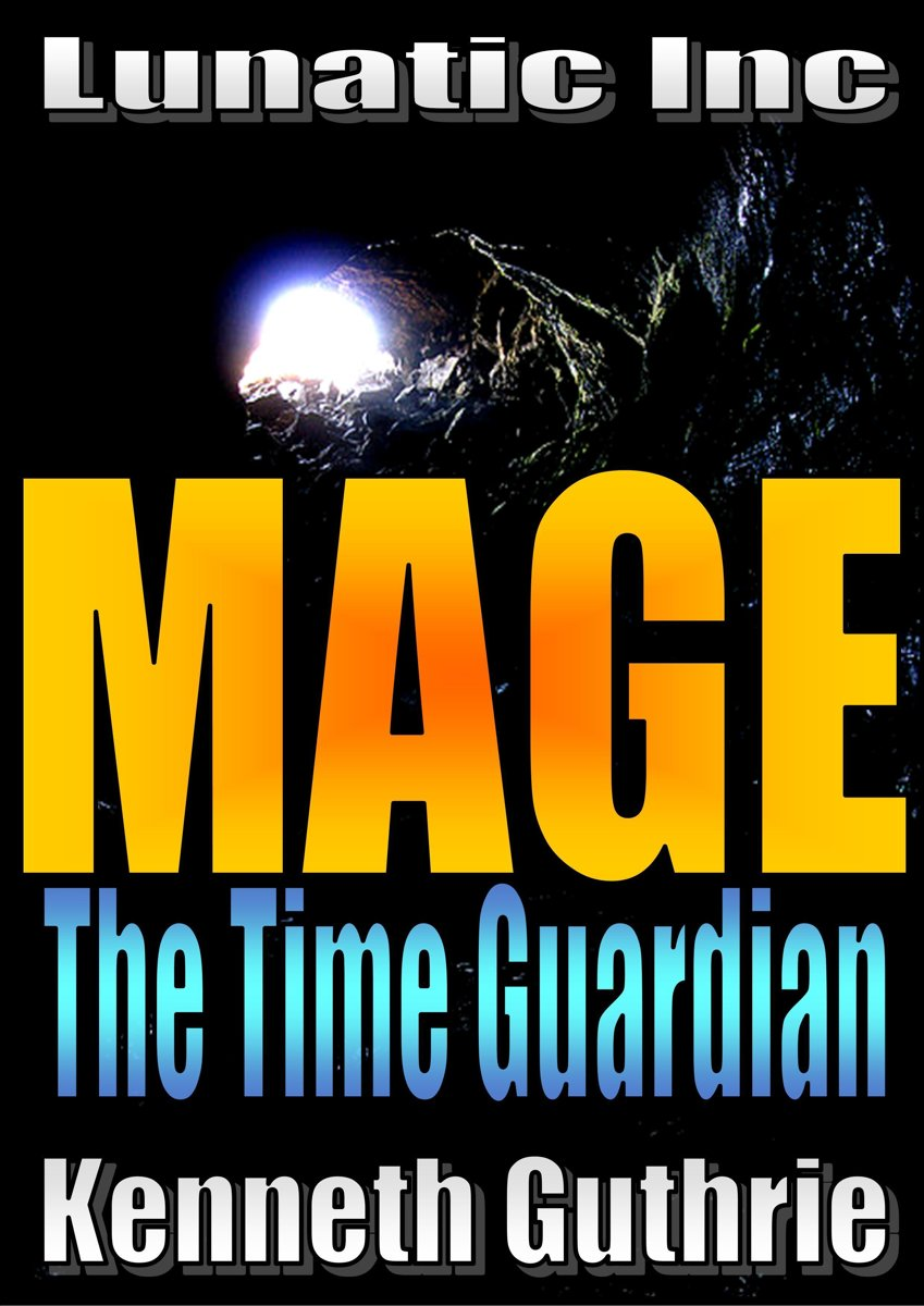 Mage 5: The Time Guardian