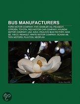 Bus manufacturers