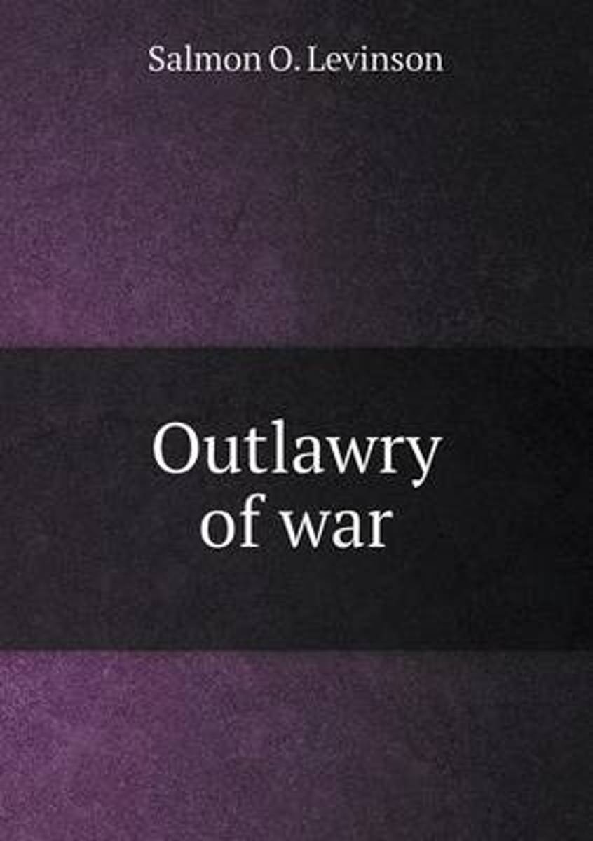 Outlawry of War