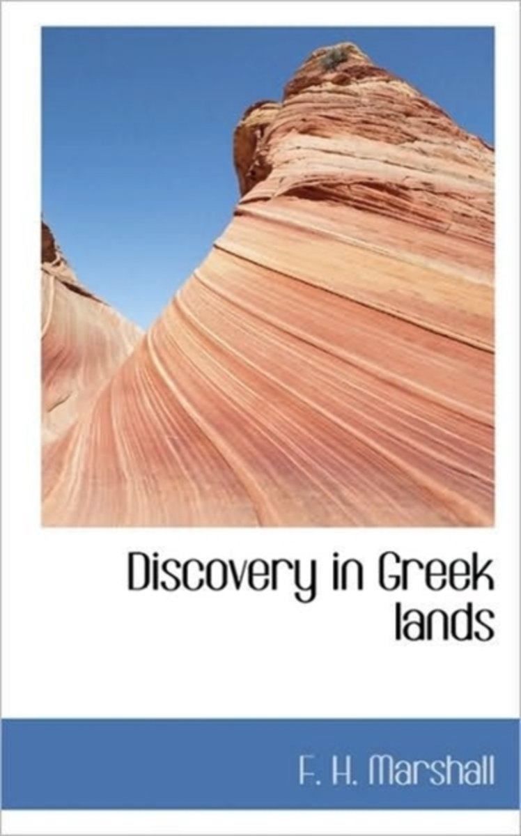 Discovery in Greek Lands