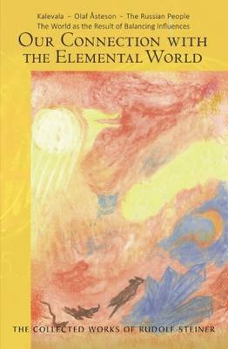 Our Connection with the Elemental World