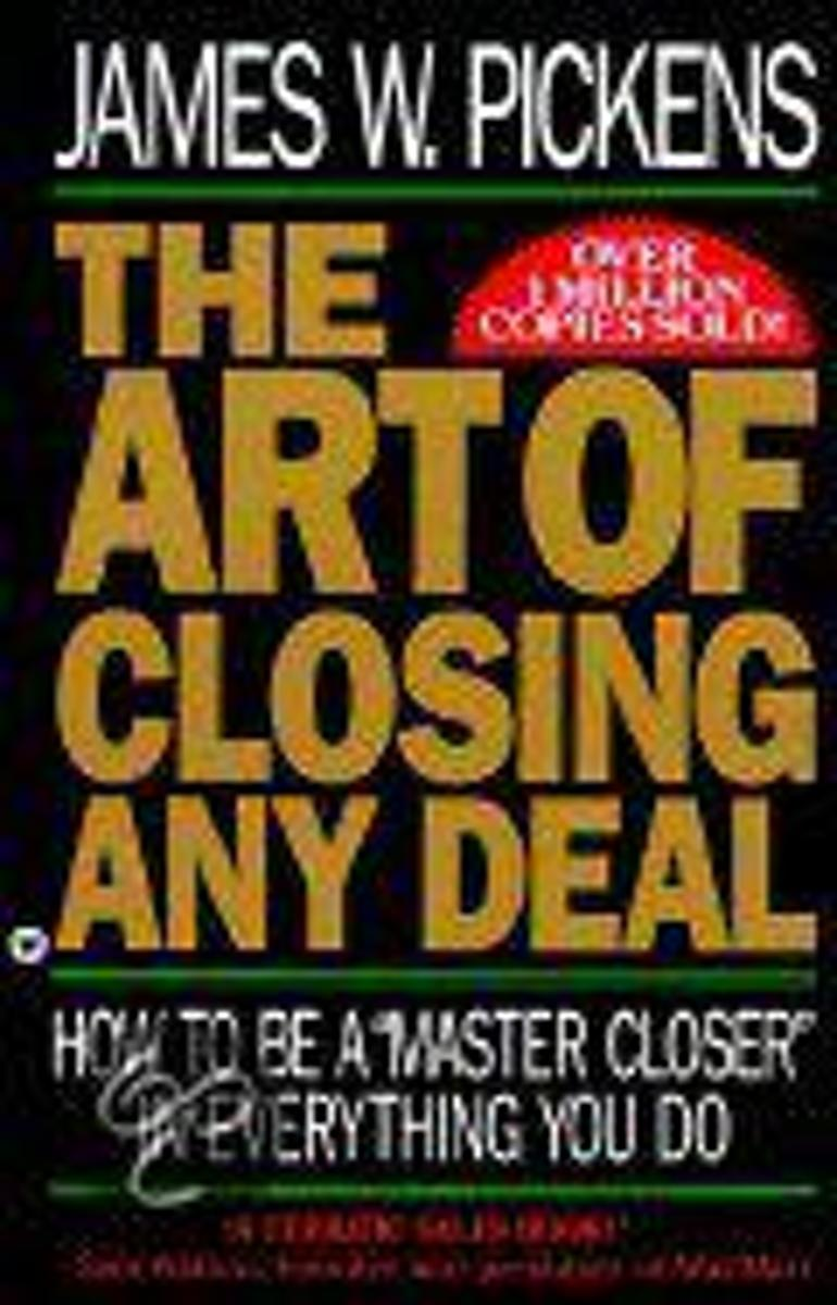 Art of Closing Any Deal