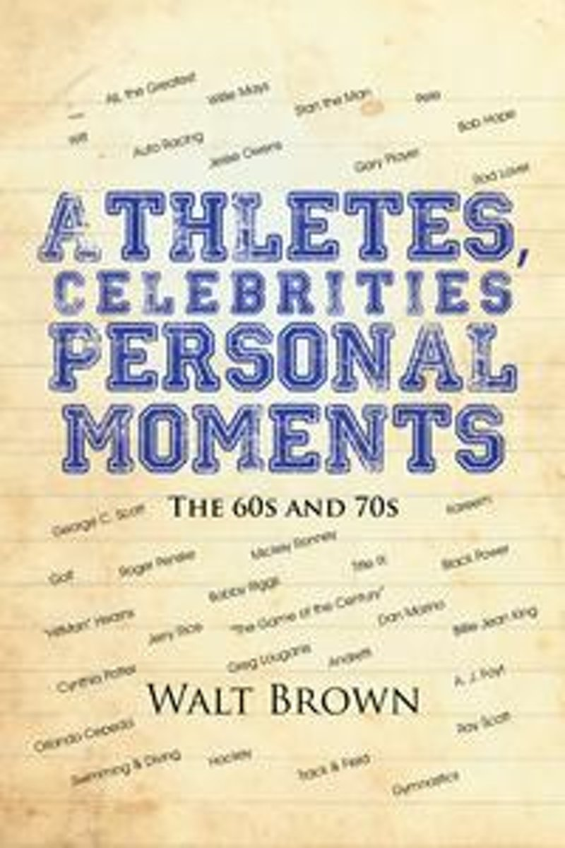 Athletes, Celebrities Personal Moments