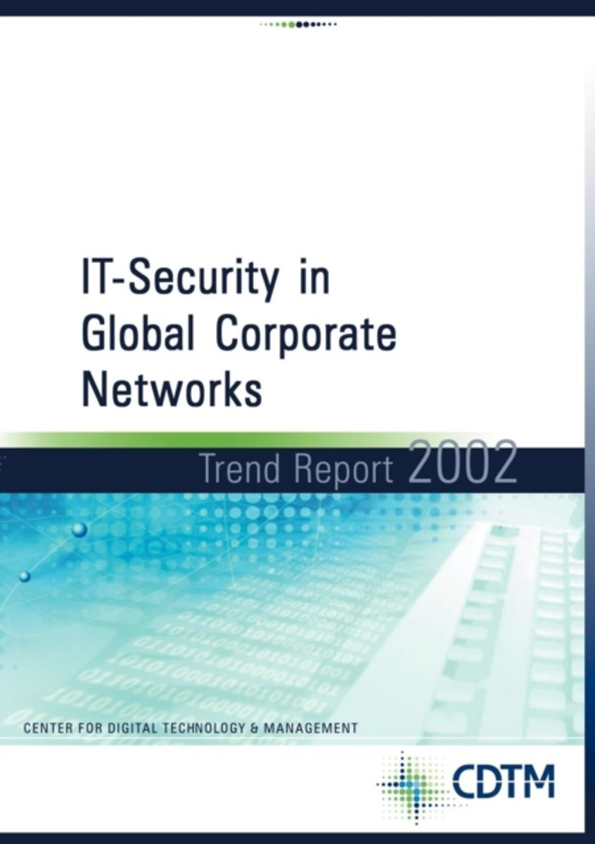 It- Security in Global Corporate Networks