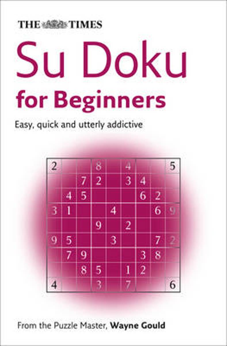 The Times Su Doku for Beginners