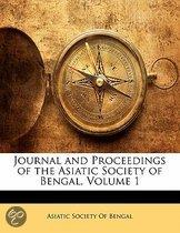 Journal And Proceedings Of The Asiatic Society Of Bengal, Volume 1