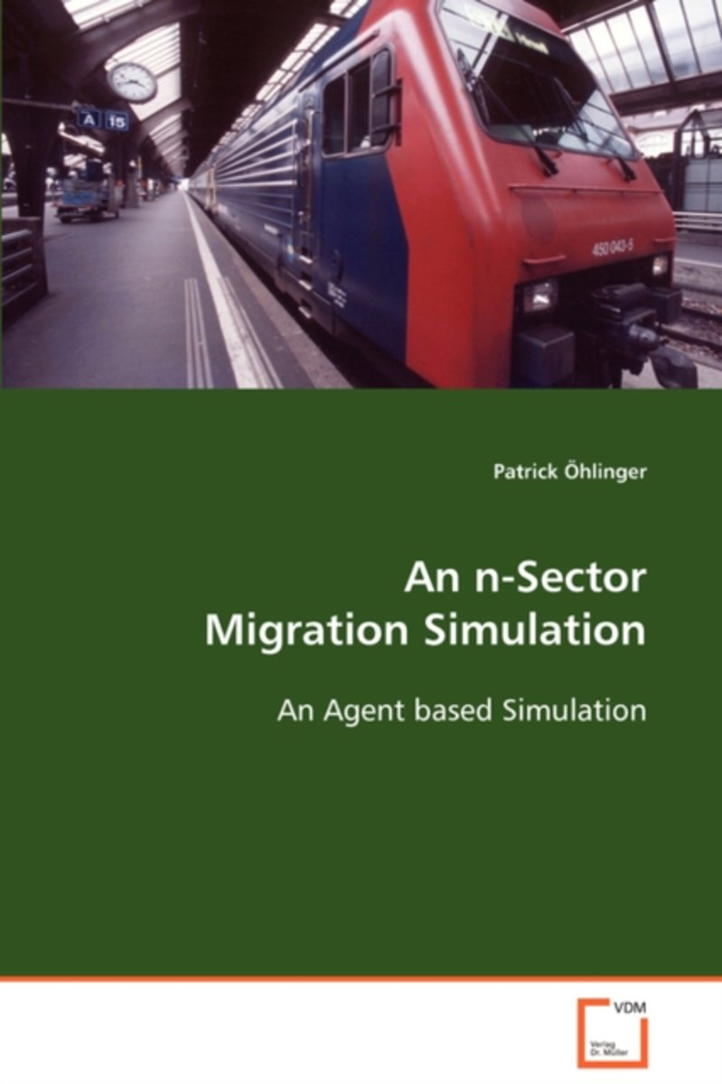 An N-Sector Migration Simulation