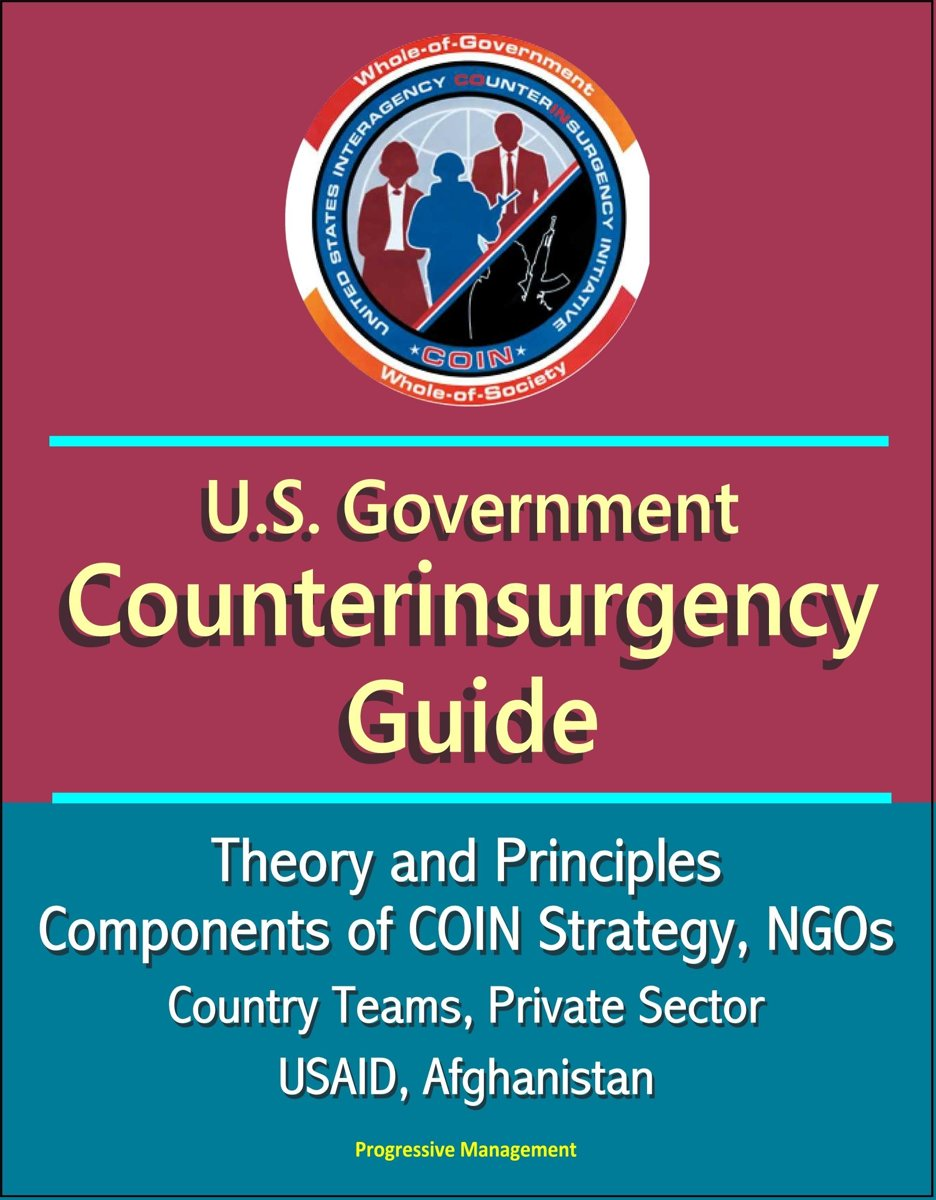 U.S. Government Counterinsurgency Guide: Theory and Principles, Components of COIN Strategy, NGOs, Country Teams, Private Sector, USAID, Afghanistan