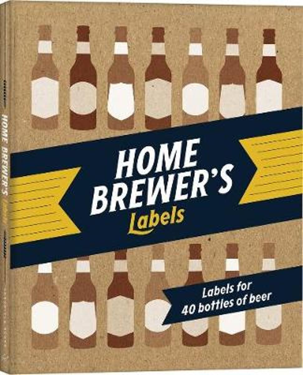 Home Brewer's Labels
