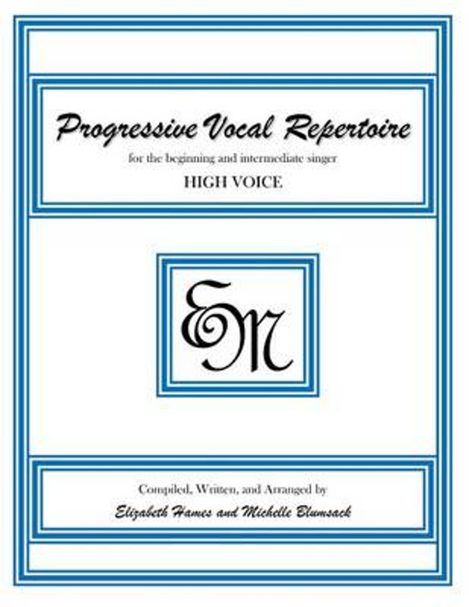 Progressive Vocal Repertoire (High Voice)