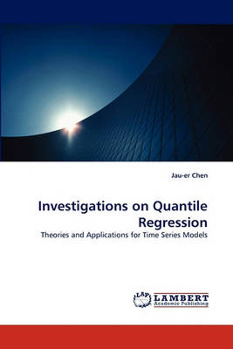 Investigations on Quantile Regression
