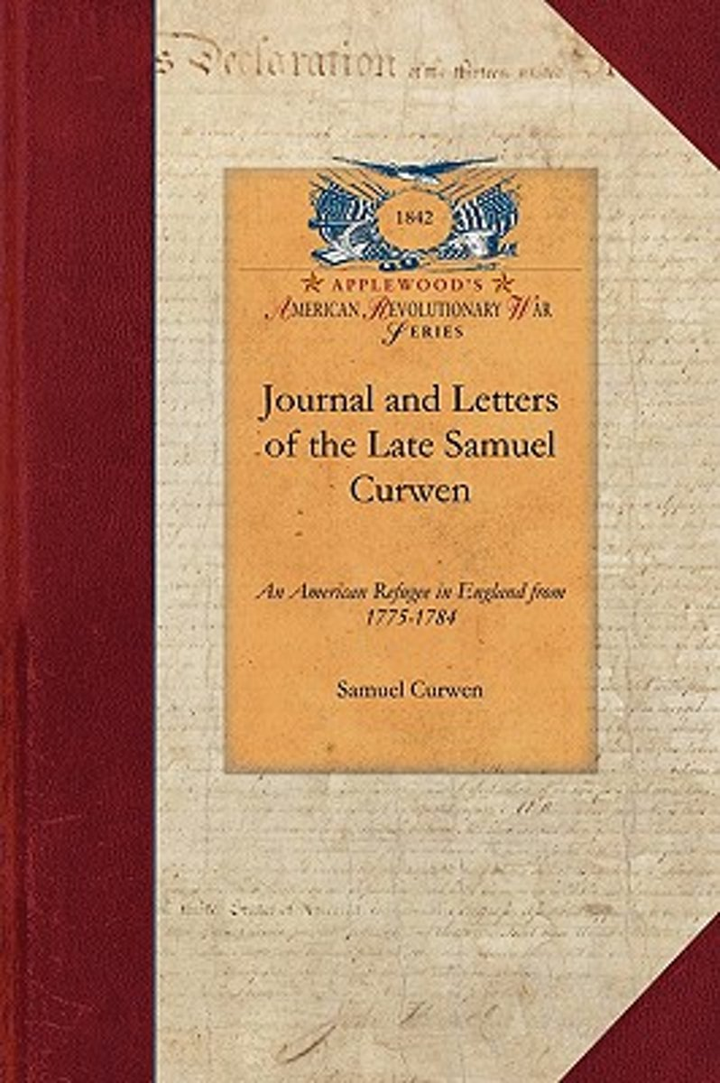 Journal and Letters of the Late Samuel C