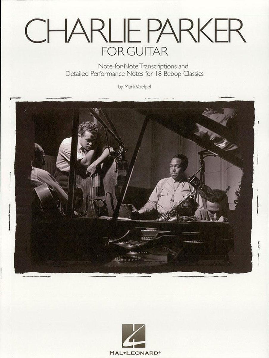 Charlie Parker for Guitar (Songbook)