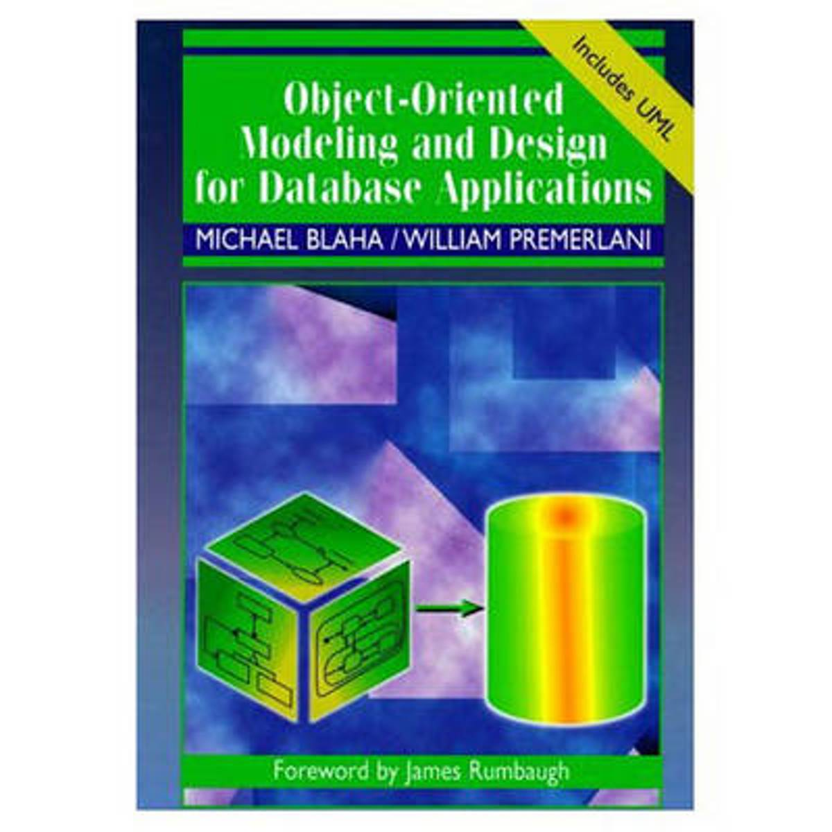 Object-Oriented Modeling and Design for Database Applications