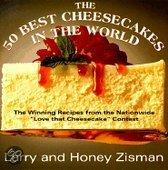 The 50 Best Cheesecakes In The World: The Winning Recipes From The Nationwide Love That Cheesecake Contest