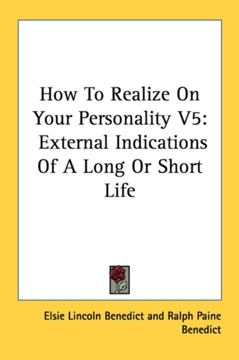 How to Realize on Your Personality V5
