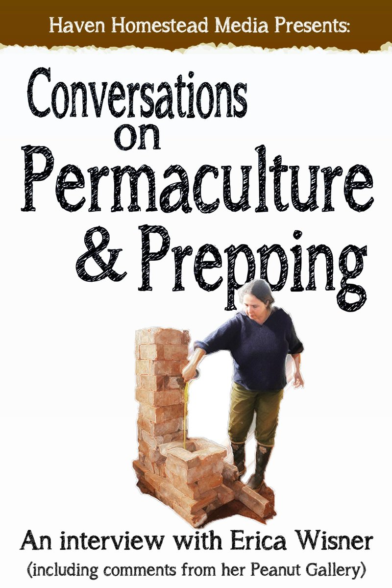 Conversations on Permaculture and Prepping: An Interview with Erica Wisner