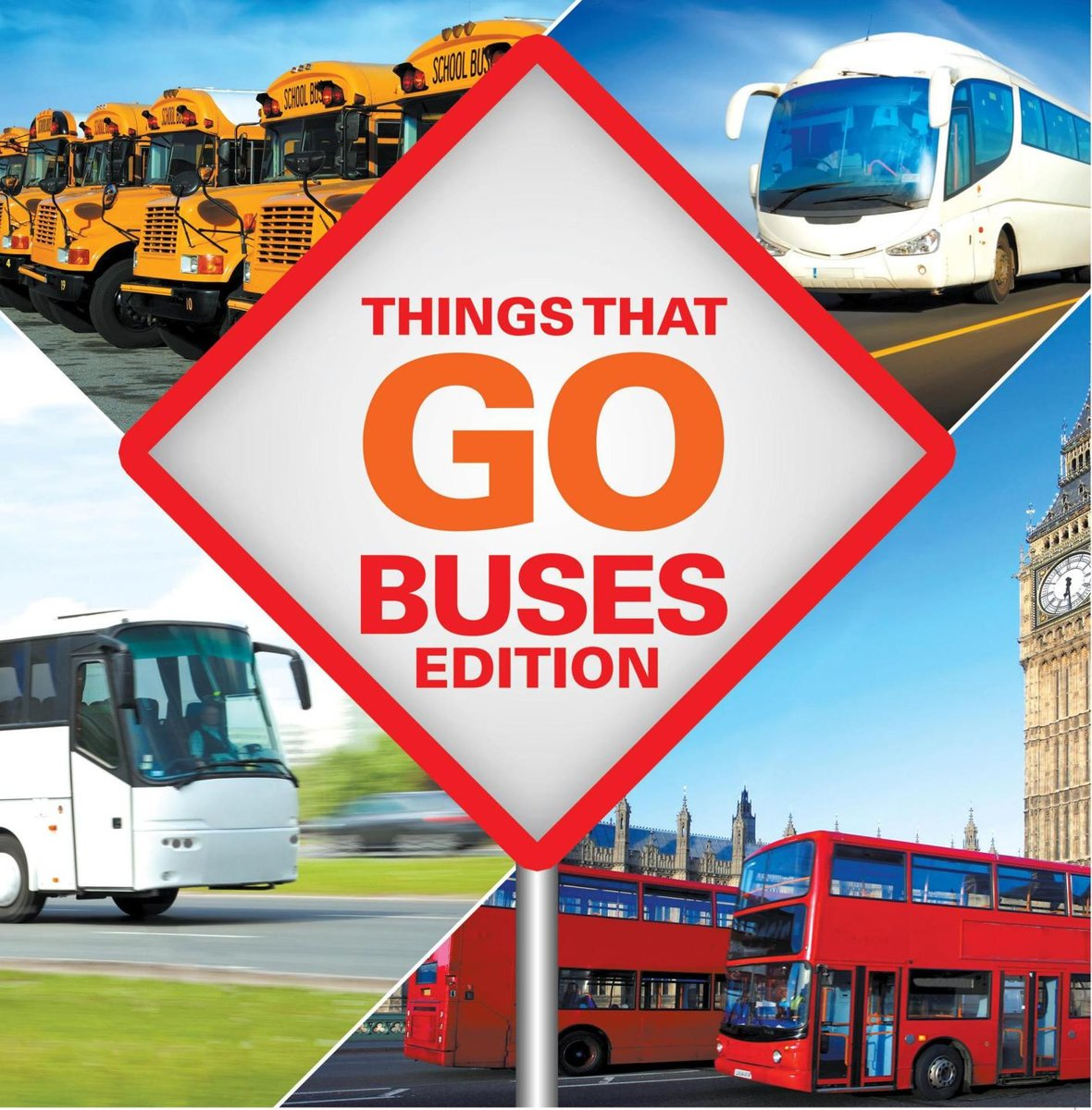 Things That Go - Buses Edition