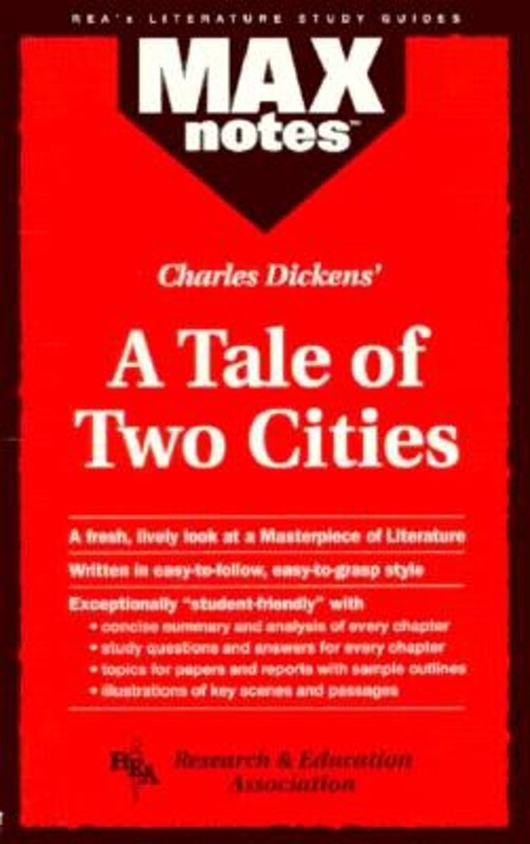 Charles Dickens' Tale of Two Cities