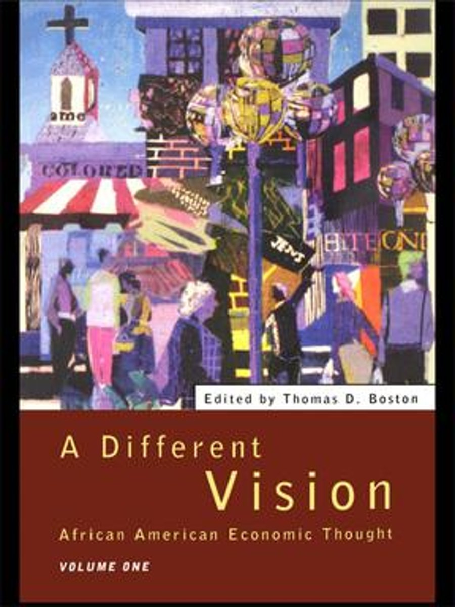 A Different Vision