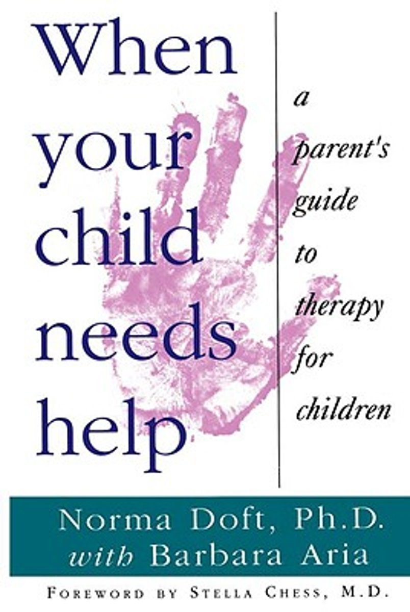 When Your Child Needs Help