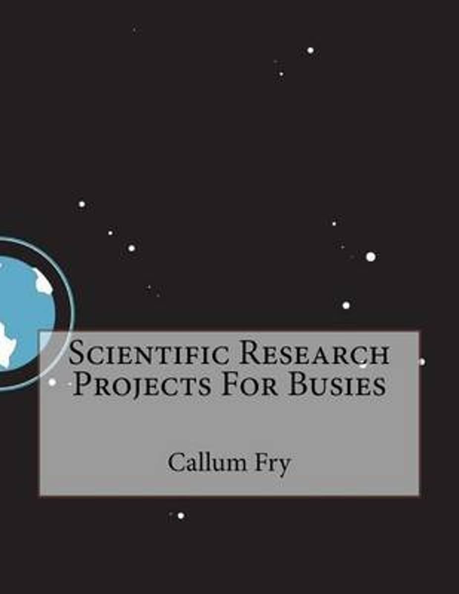 Scientific Research Projects for Busies