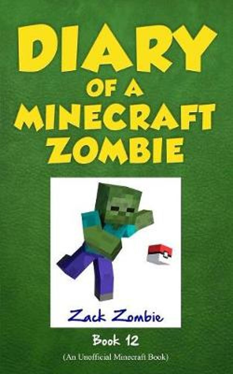 Diary of a Minecraft Zombie, Book 12