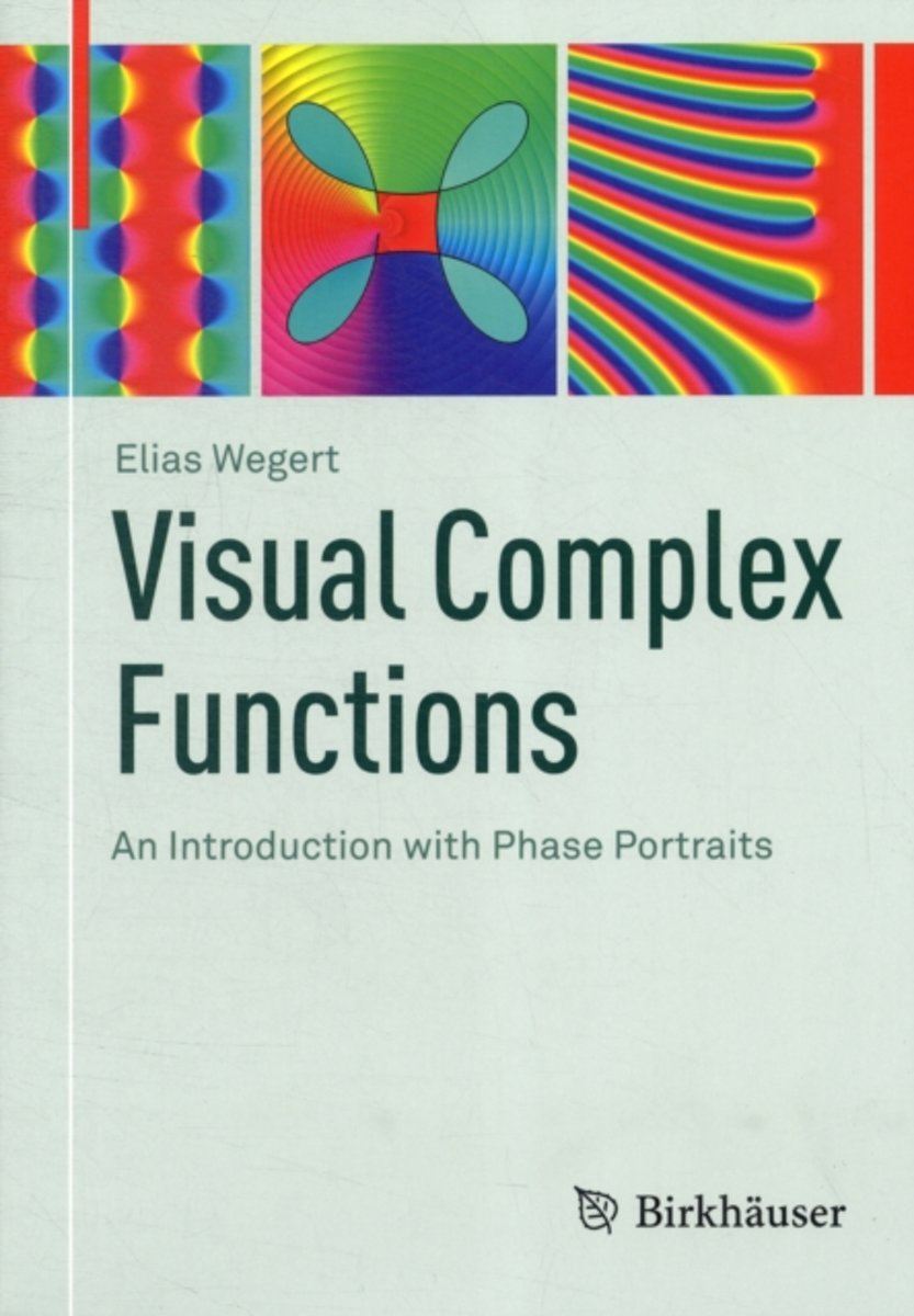 Visual Complex Functions