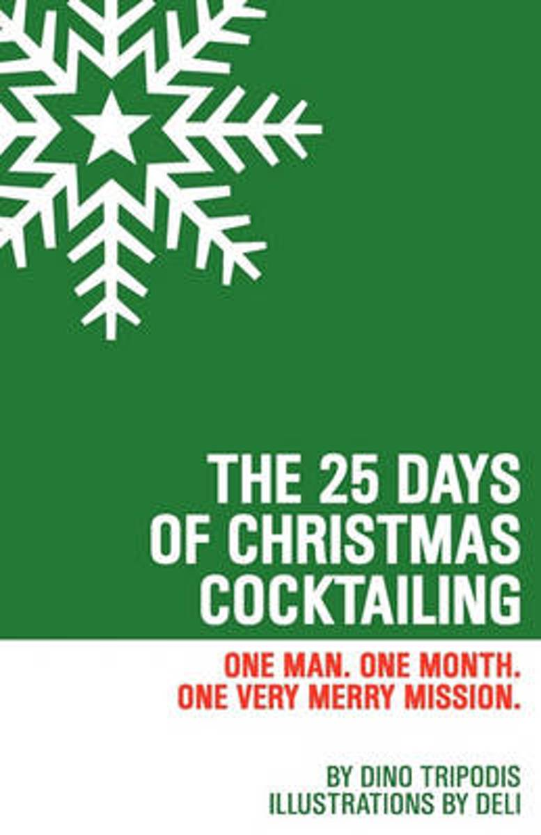 The 25 Days of Christmas Cocktailing