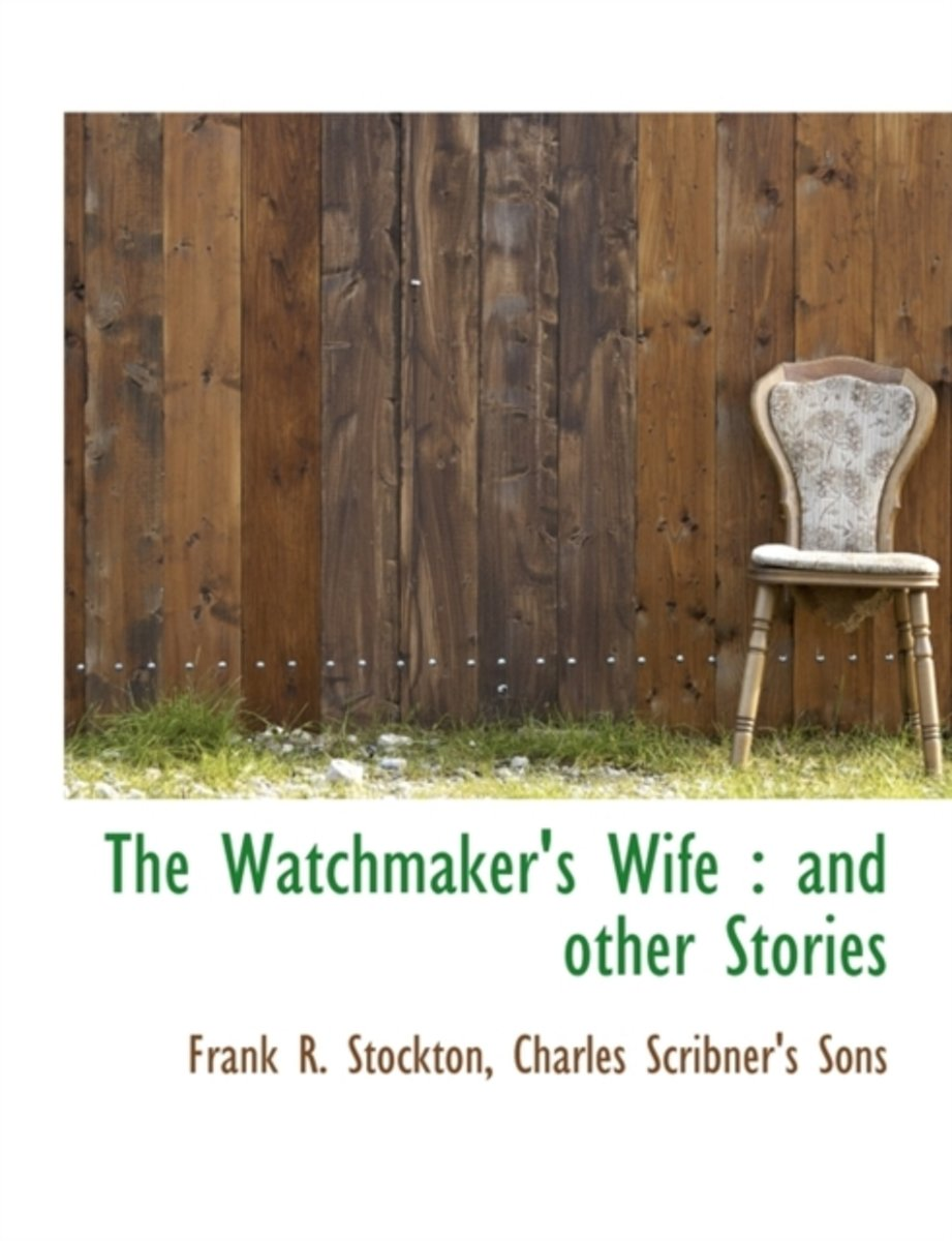 The Watchmaker's Wife