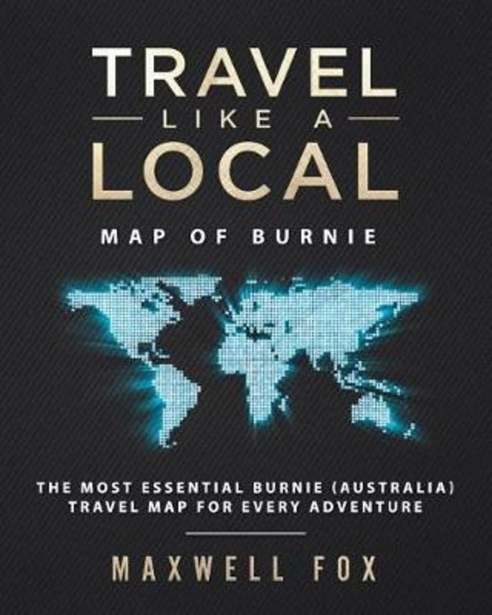 Travel Like a Local - Map of Burnie