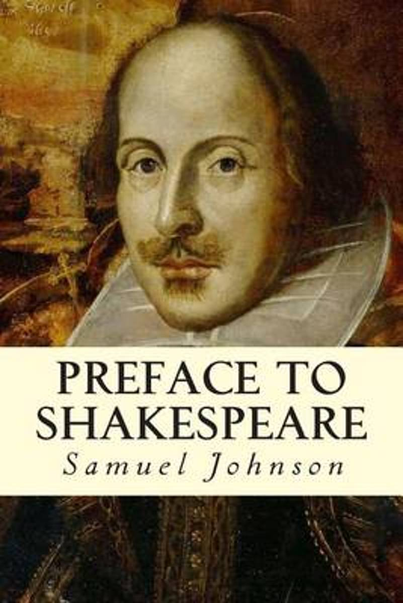 The Preface to Shakespeare