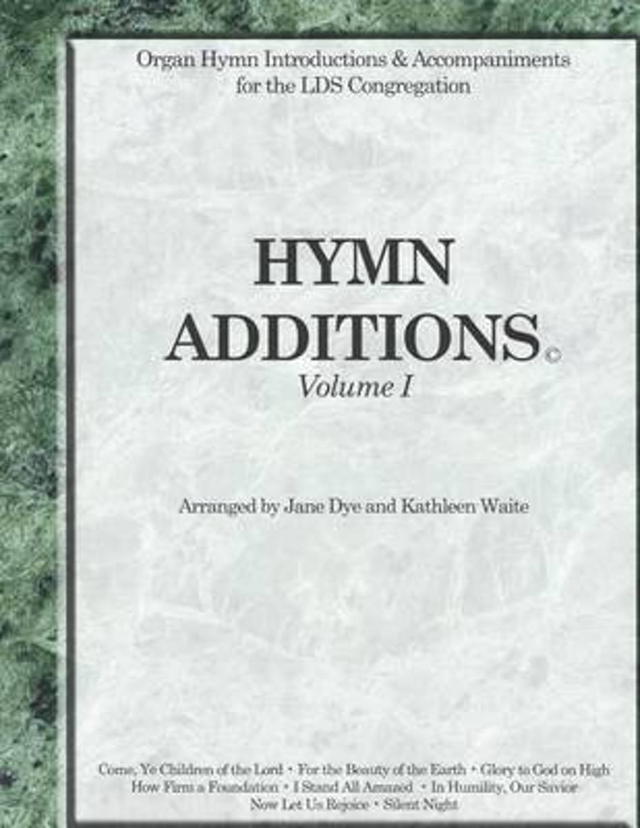 Hymn Additions Volume 1