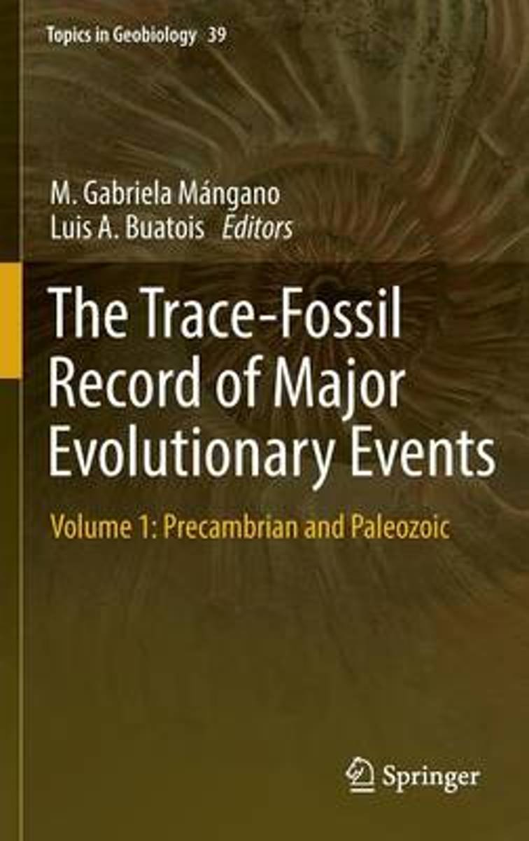 The Trace-Fossil Record of Major Evolutionary Events