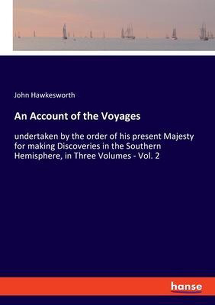 An Account of the Voyages
